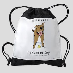 bewarecalendar Drawstring Bag
