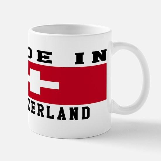 Switzerland Made In Mug
