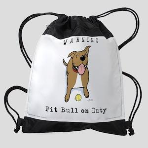 ondutycalendar Drawstring Bag