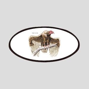 Turkey Vulture Bird Patches