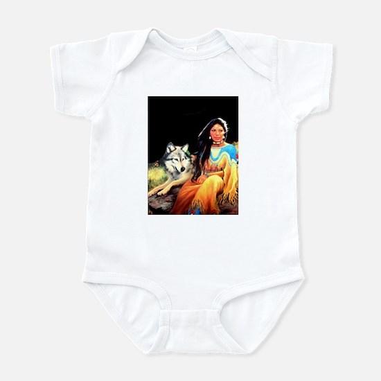Wolfgirl Infant Bodysuit