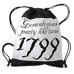 party1799.png Drawstring Bag
