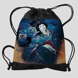 Symbiosis-II--C10288518 Drawstring Bag