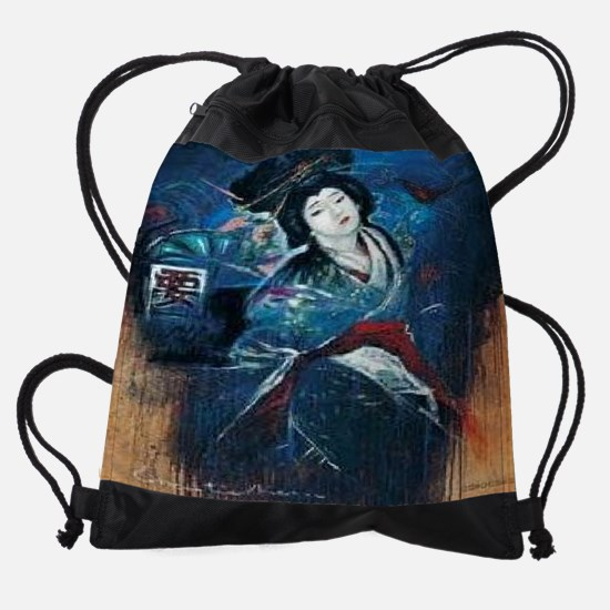 Symbiosis-II--C10288518.jpg Drawstring Bag