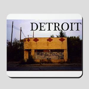 Detroit Mousepad