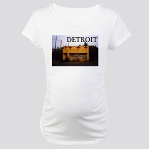 Detroit Maternity T-Shirt