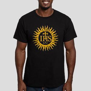 Jesuit Men's Fitted T-Shirt (dark)