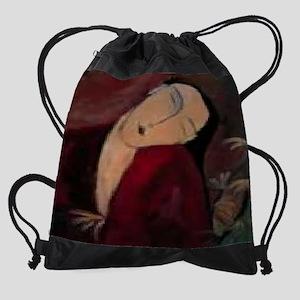 Haruko-Print-I10397450 Drawstring Bag
