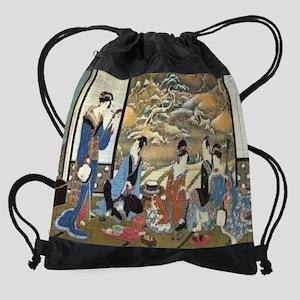 Interior-and-Landscape--C10278921.j Drawstring Bag
