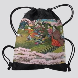 Japanese-Blindmans-Buff--C10327730. Drawstring Bag