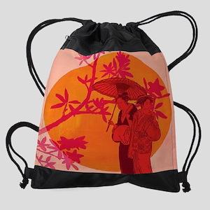 Rising-Sun-II--C10211576 Drawstring Bag