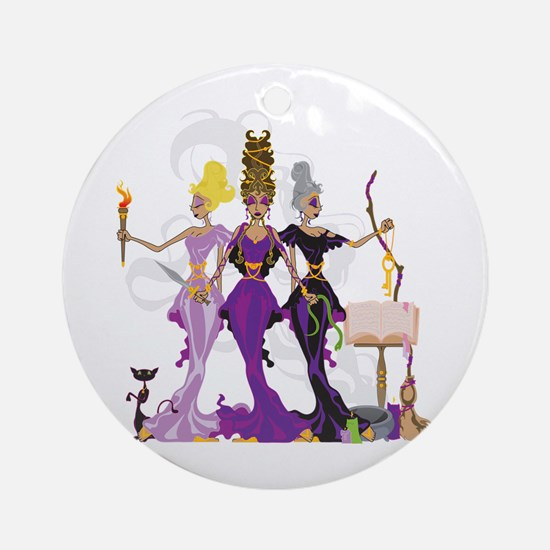 Hecate Ornament (Round)