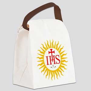 Jesuit Canvas Lunch Bag