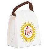 Jesuit Canvas Lunch Bag