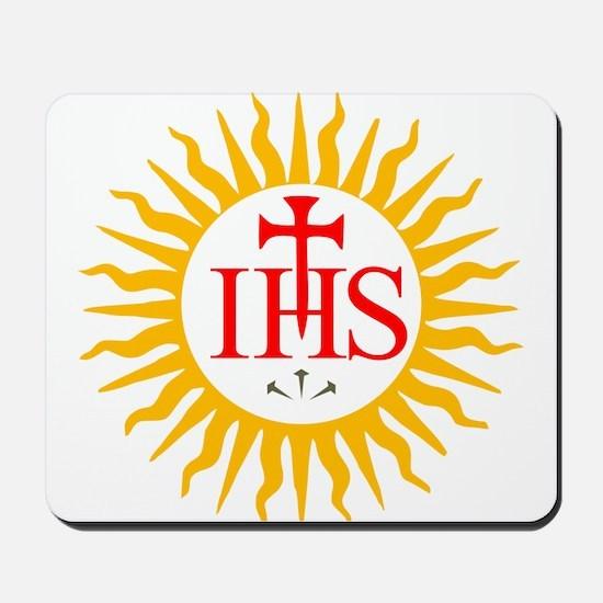 Jesuit Mousepad