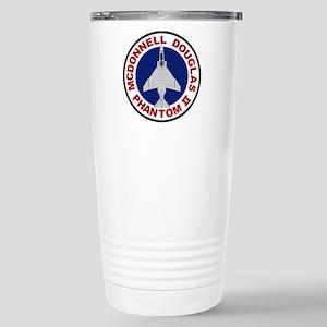 F-4 Phantom Stainless Steel Travel Mug