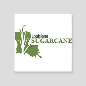 Louisiana Sugarcane Sticker