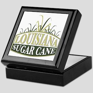 Sugarcane shield Keepsake Box