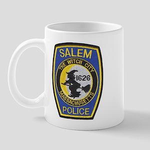 Salem Police Mug