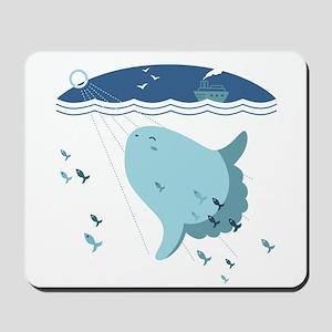 Mola Mola - Mousepad