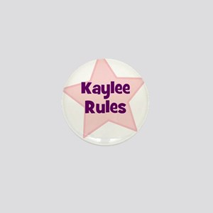 Kaylee Rules Mini Button