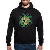 Turtle Dark Hoodies