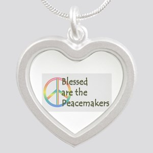 Blessed are the Peacemakers Necklaces