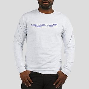 5FishBlueNL10 Long Sleeve T-Shirt
