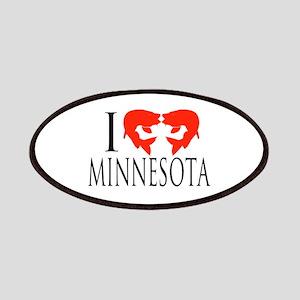 I fish Minnesota Patches