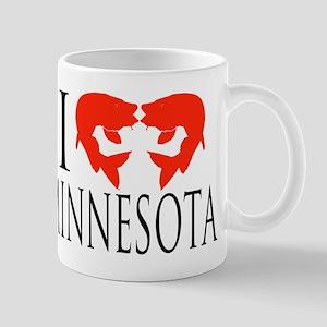 I fish Minnesota Mug