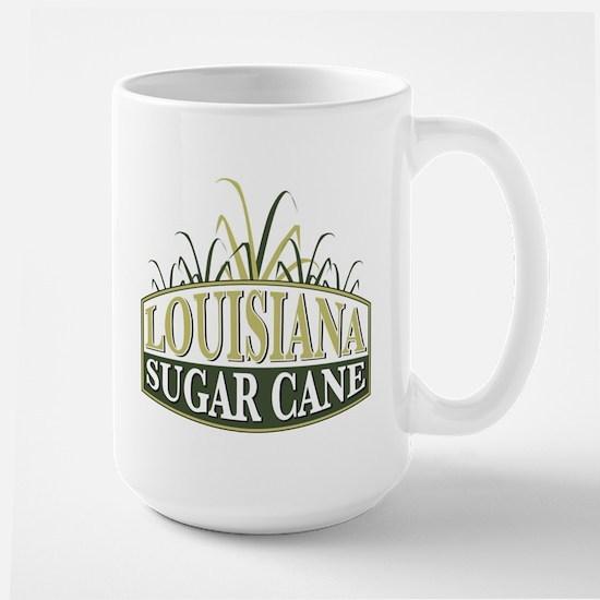 Louisiana Sugarcane shield Mug