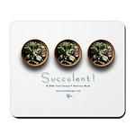 Succulent #2 Mousepad
