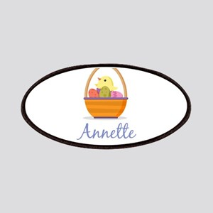 Easter Basket Annette Patches