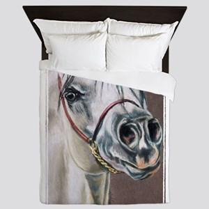 Arabian Stallion Queen Duvet
