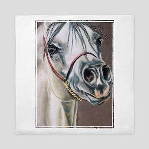 Arabian Stallion Queen Duvet