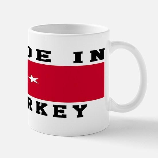 Turkey Made In Mug