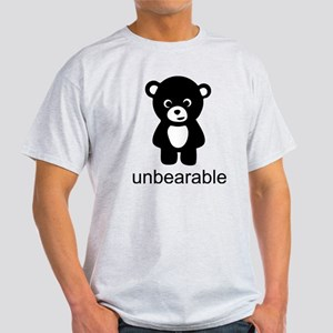 Unbearable Black Bear Pride T-Shirt