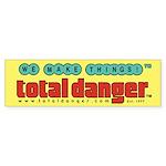Sugar Poodle Shop Bumper Sticker