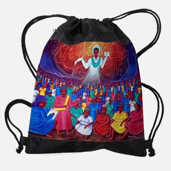 Resurrection Drawstring Bag