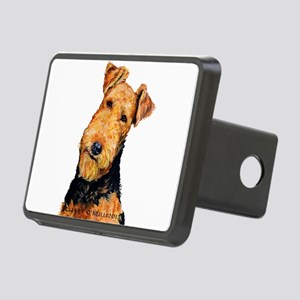 Airedale Terrier Hitch Cover