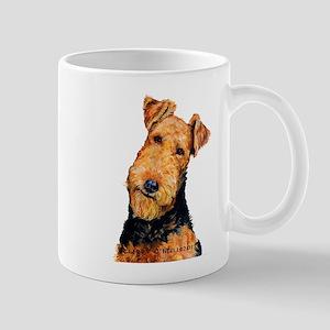 Airedale Terrier Mug