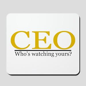 CEO Mousepad