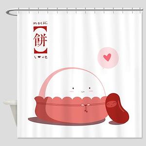 Mochi Love - Shower Curtain