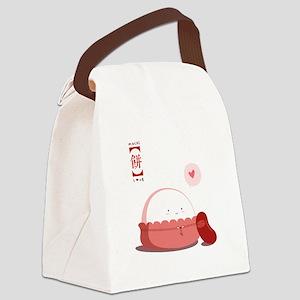 Mochi Love - Canvas Lunch Bag