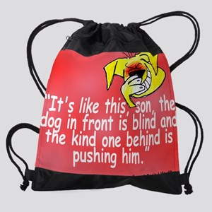 ItsLikeThisSonCPSP Drawstring Bag