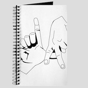L.A. Hand Sign Journal