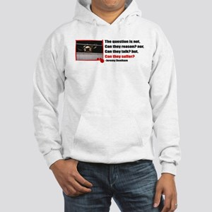 Do They Suffer? Hooded Sweatshirt