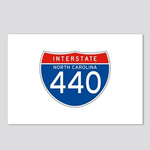 Interstate 440 - NC Postcards (Package of 8)