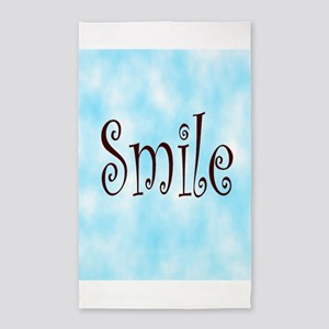Smile 3'x5' Area Rug