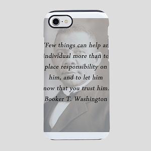 B_Washington - Few Things iPhone 7 Tough Case